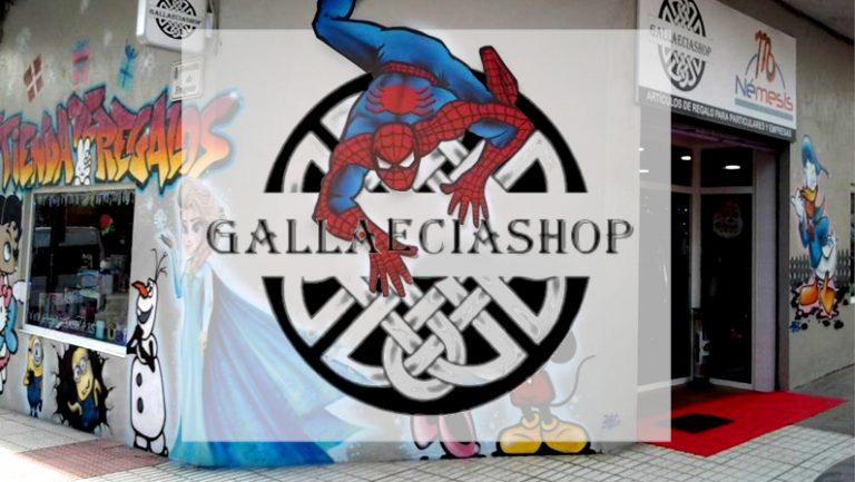 Gallaeciashop   Tienda Especializada en Personajes   Reportaje
