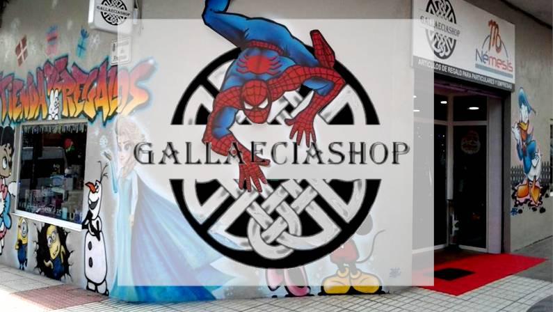 Gallaeciashop | Tienda Especializada en Personajes | Reportaje