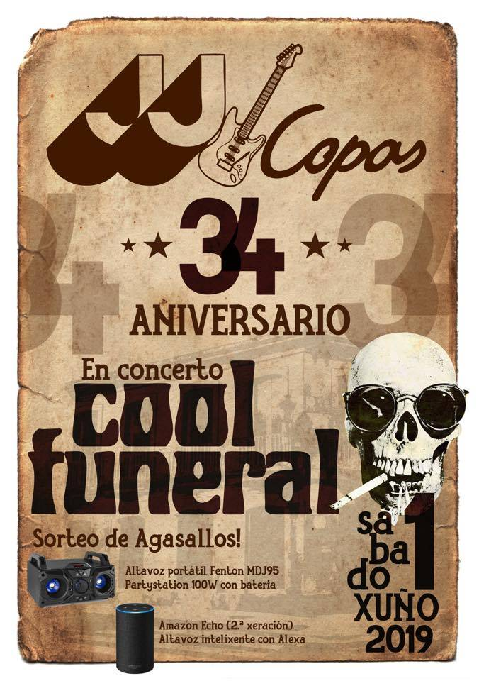 Cool Funeral