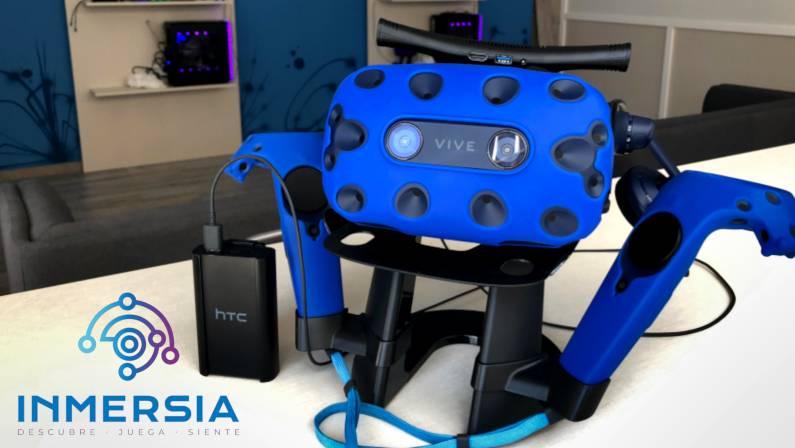 Inmersia Centro de Realidad Virtual   Reportaje