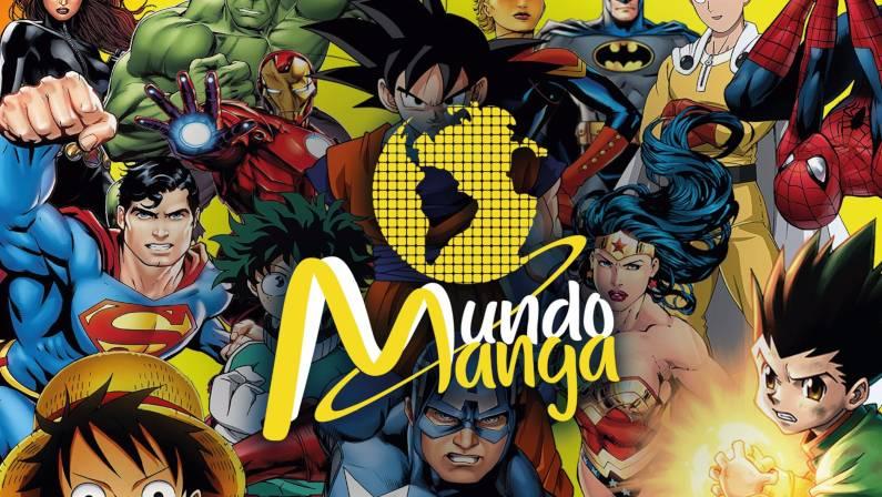 Mundo Manga   Reportaje