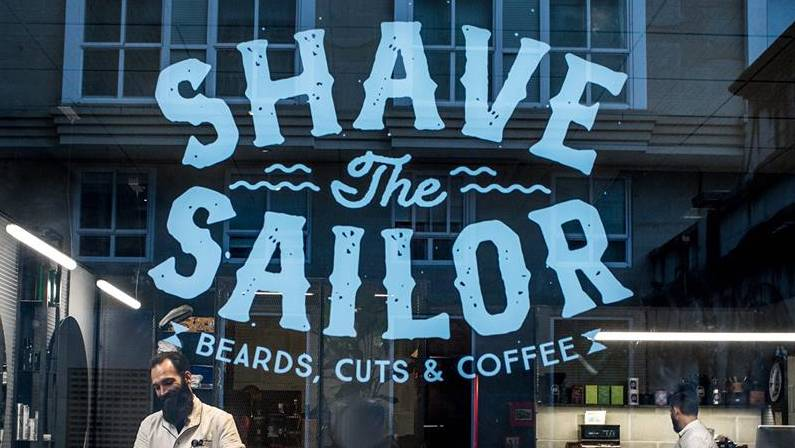 Shave the Sailor una Barbería con Personalidad