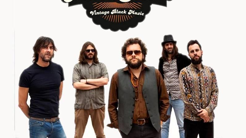 Concierto de Black Stereo en Vigo