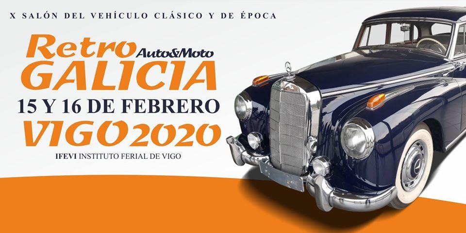 Retro Auto&Moto Galicia