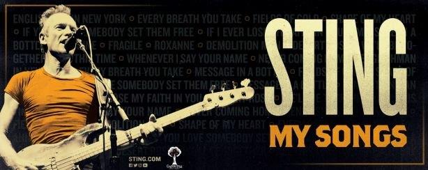 Concierto de Sting en Vigo | Gira Sting my songs