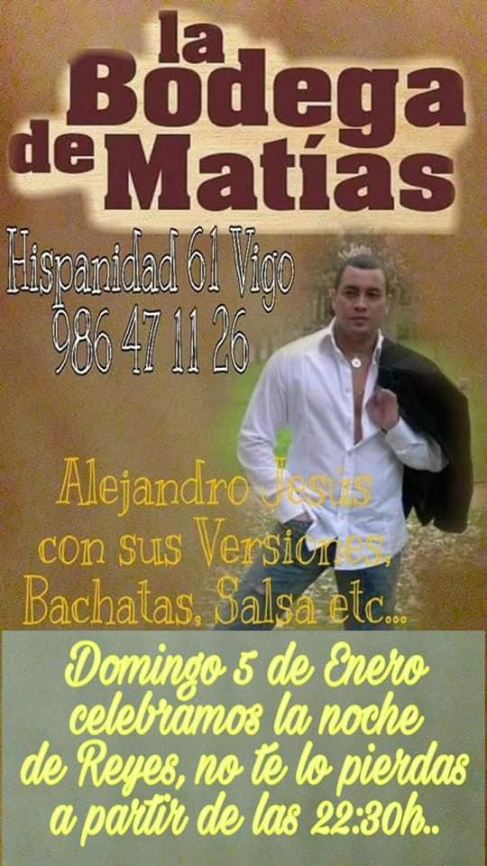 Alejandro Jesús