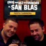 Concierto de Sabina & Cía Especial San Blas