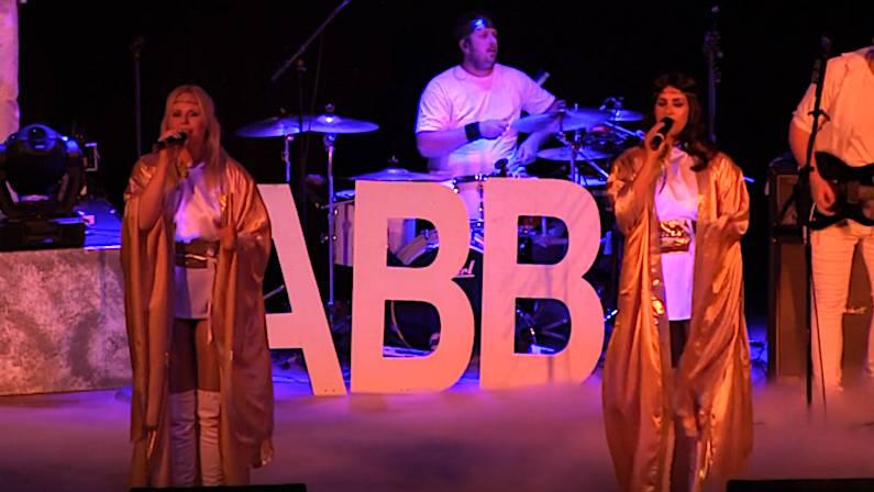 Tributo a ABBA Concierto en Vigo