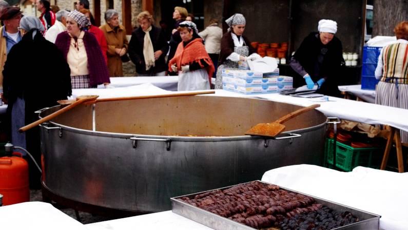 Cocido Popular do Berbés