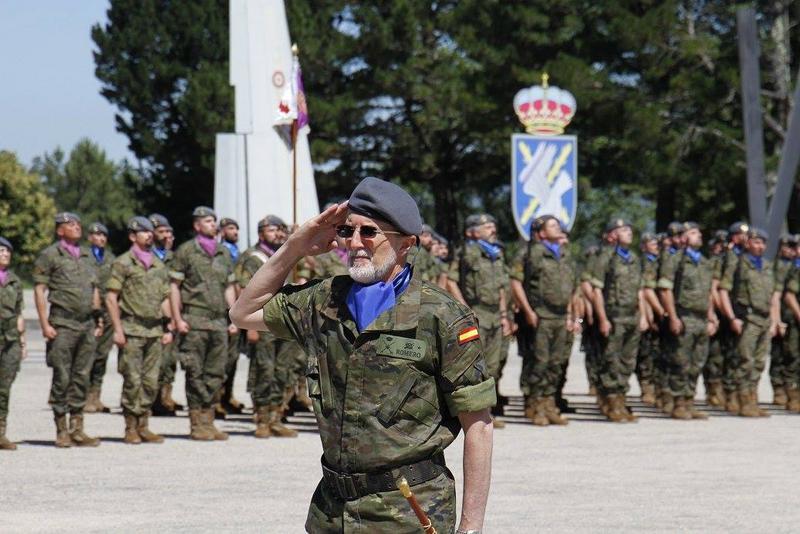 El Ejército se despliega en Vigo