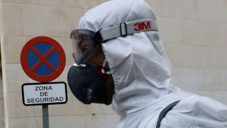 Coronavirus en España | 1 Muerto cada 6 minutos