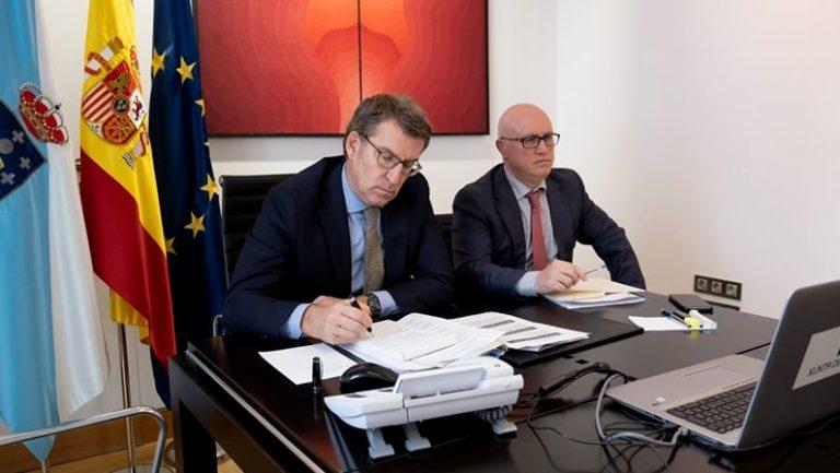 Feijóo Activa el Plan de Emergencia en Galicia