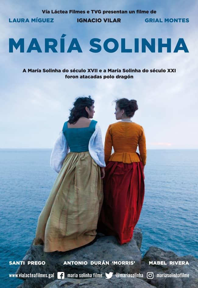 Estreno de la película de María Solinha