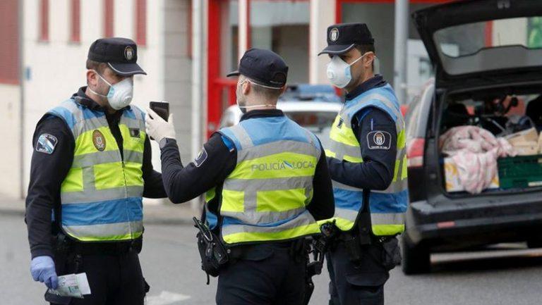 Lee más sobre el artículo Vigo suma 355 Sanciones por saltarse el Estado de Alarma