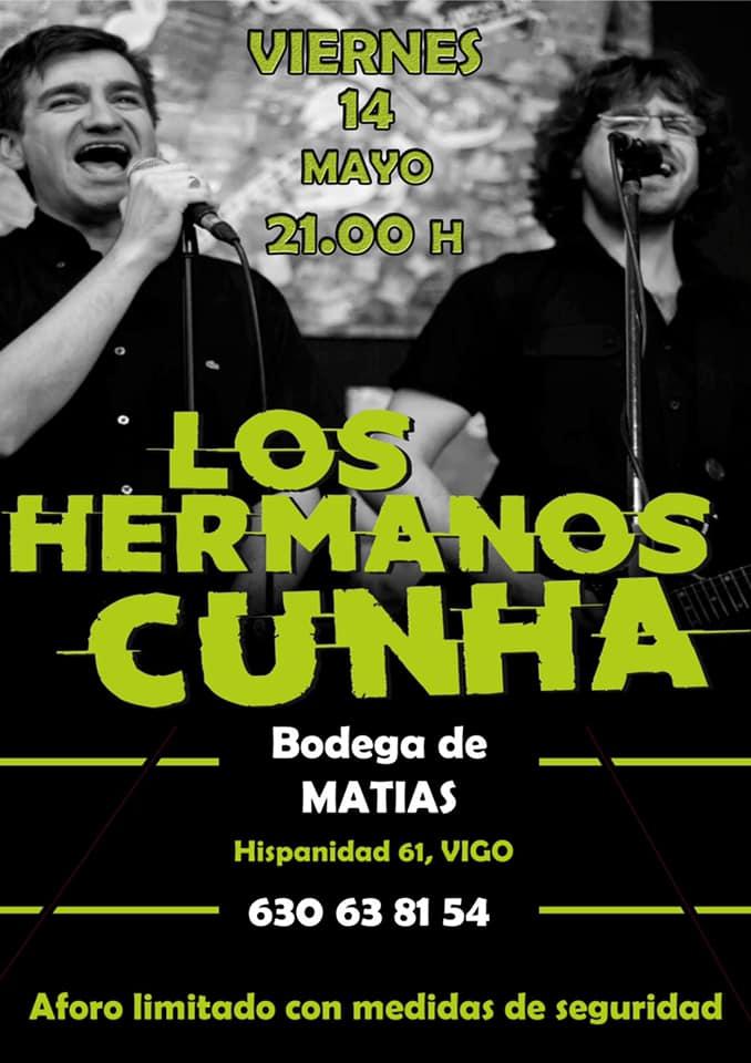 Vigoplan | Los Hermanos Cunha Concierto En Vigo