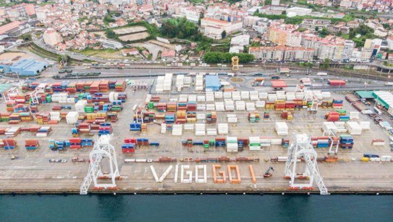 Vigo GO! Mensaje de Ánimo del Puerto de Vigo