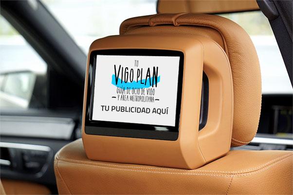 Vigoplan | Publicidad Taxis