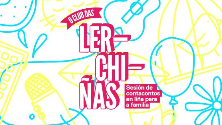 Club das Lerchiñas | Sesión de Cuentacuentos en Línea