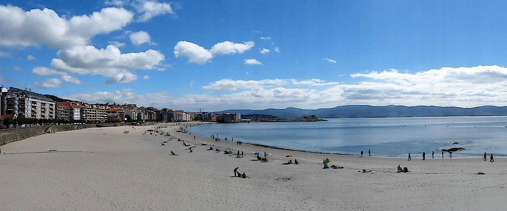 Vigoplan | Drones Playas Sanxenxo
