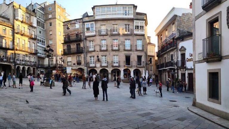 Mapas de Vigo | Paseos en Tiempos de Desescalada