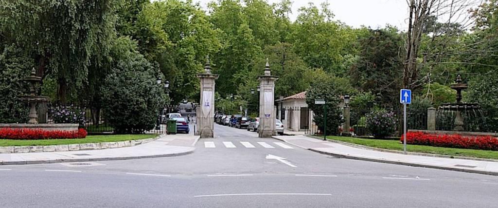 Vigoplan | Parque De Castrelos Vigo Paseos En Vigo
