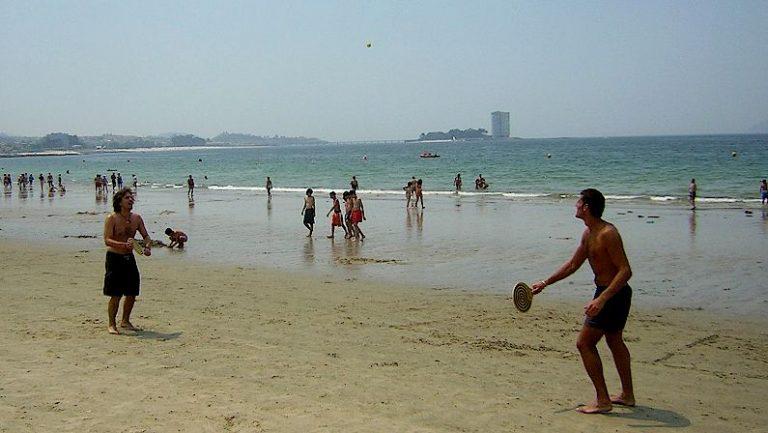 Sistema Vigo para las Playas | Samil y el Bao sin Cita Previa