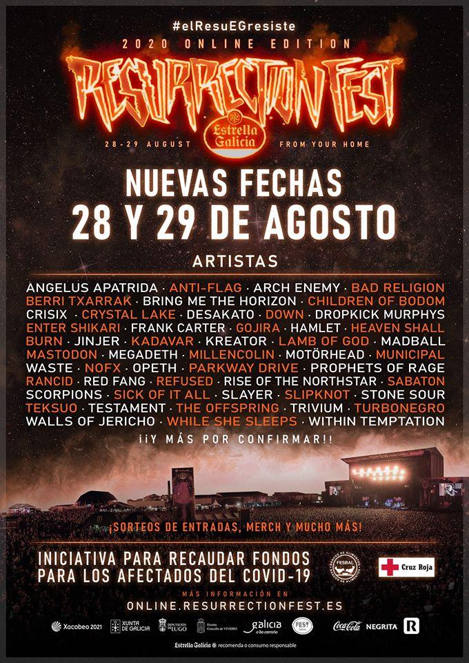 Vigoplan | Resurrection Fest 2020