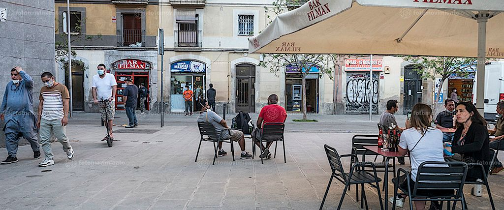Vigoplan | Terrazas Fase3 Desescalada Galicia