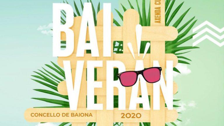 Baiverán 2020   Programa Cultural de Baiona