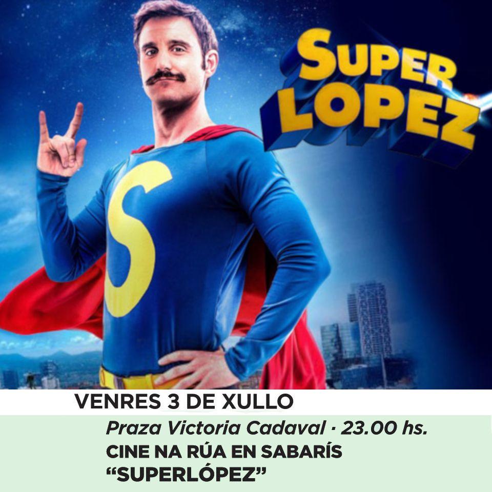 Vigoplan | Cine Al Aire Libre Super Lopez Baiverán Compressor