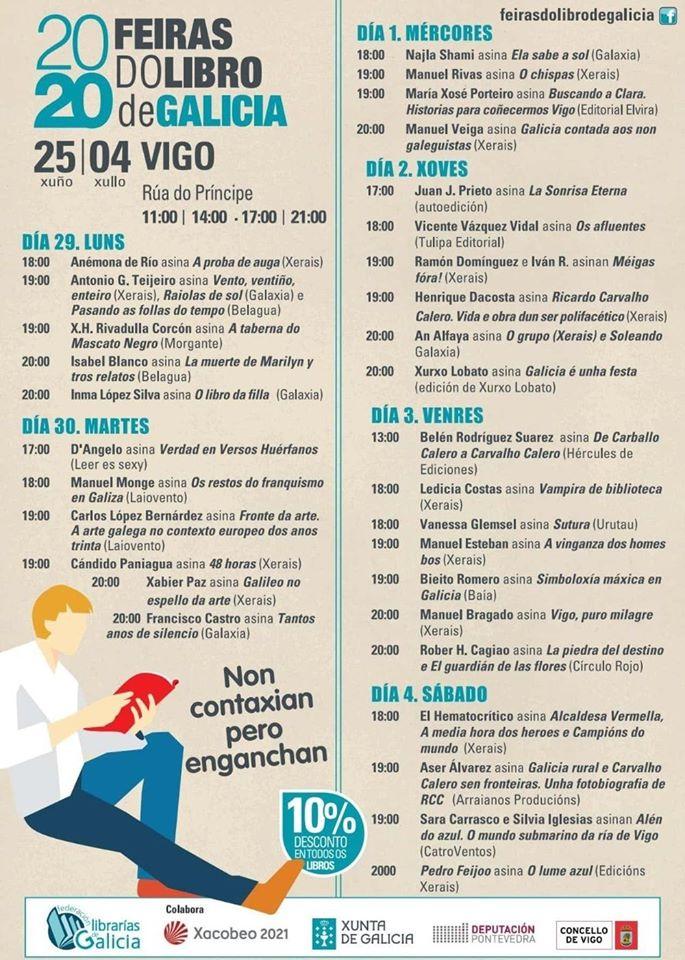 Vigoplan | Feria Del Libro De Galicia 2