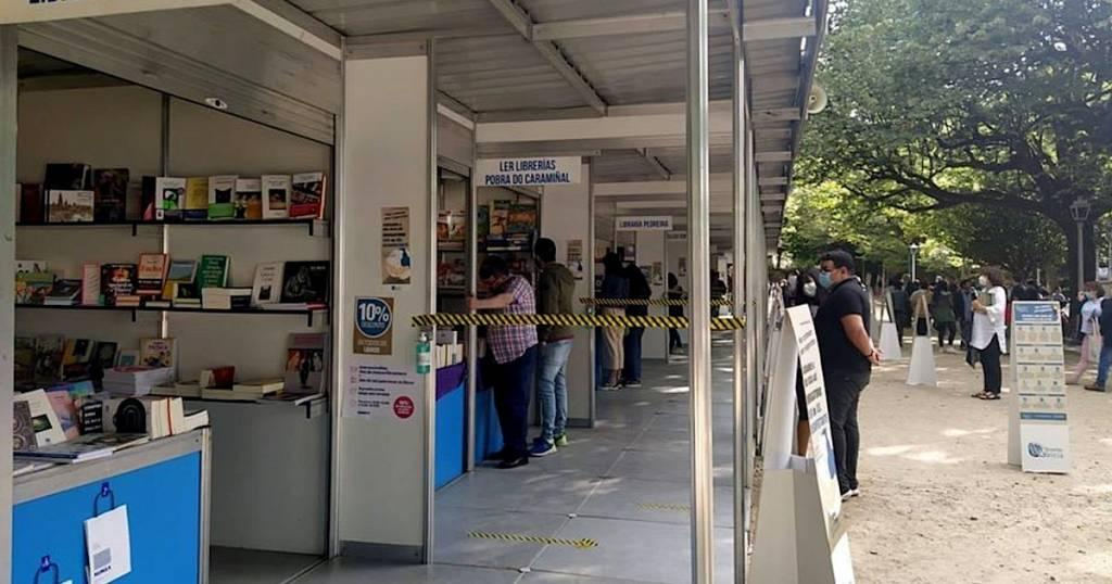Vigoplan | Feria Del Libro Vigo Normalidad