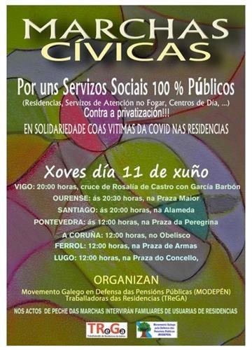 Vigoplan | Marchas Cívicas Convocatoria