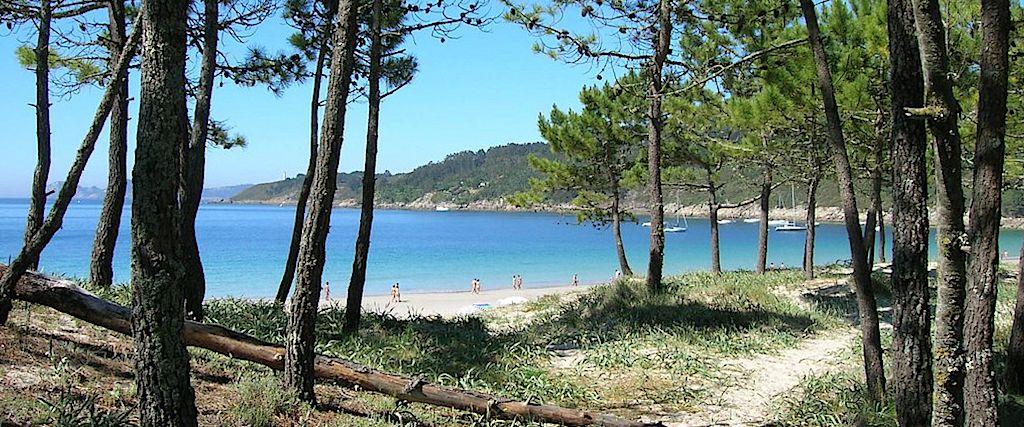 Vigoplan | Playa De Barra Playas Nudistas De Galicia