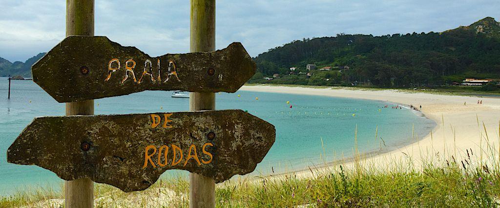 Vigoplan | Playa Islas Cies Vigo Rodas Playas Vírgenes de Galicia