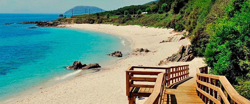 Vigoplan | Playas Melide Isla Ons
