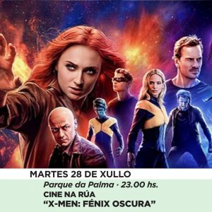 Vigoplan | X Men Baiverán 2020