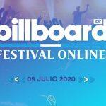 Billboard Festival Online Solidario #Argentinaenlacasa