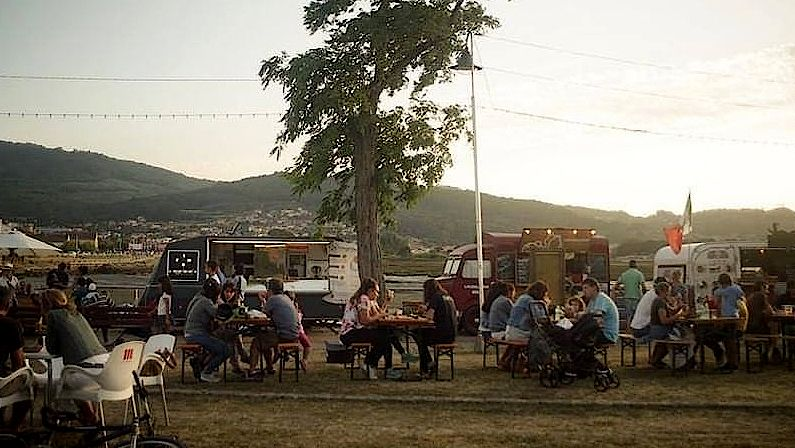 Rilla na Rúa 2020 | Festival de food trucks en Ramallosa