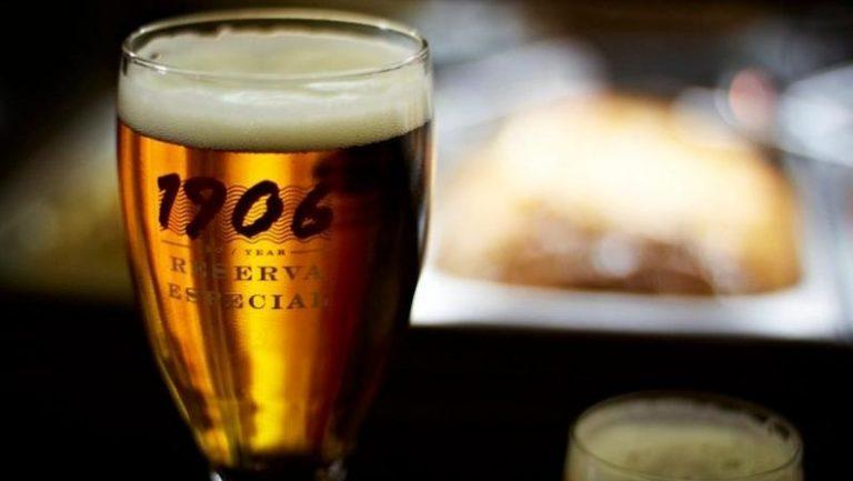 Cervezas 1906 entre las mejores cervezas del mundo