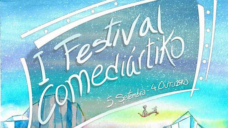 I Festival Comediártiko   Ártika reabre sus puertas