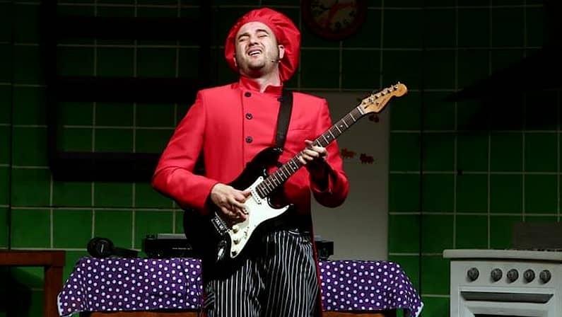 Lee más sobre el artículo O Capitán Garfo «Cociñando Música» en Soutomaior