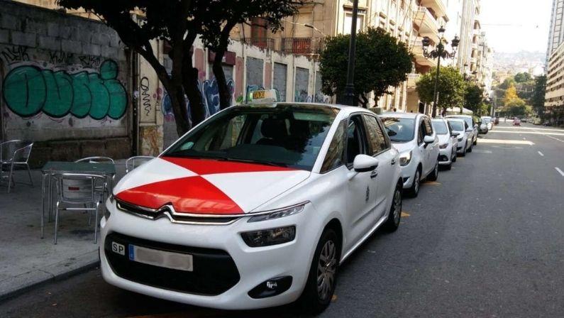 Radio Taxi Vigo ¡Nuevo soporte publicitario en Vigo!