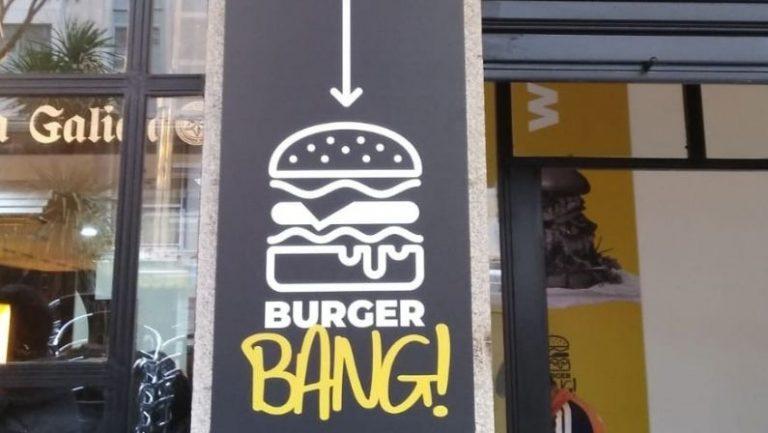 Lee más sobre el artículo Burger Bang! | Nueva hamburguesería en Vigo