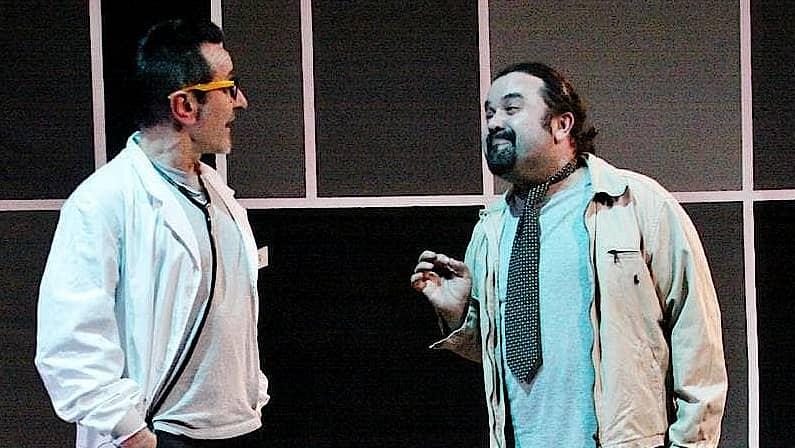 Fulano, Mengano e Citano | Teatro en Arcade