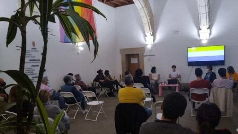 El 'Outubro diverso' de Baiona, una lucha por la visibilidad LGTBIQA+