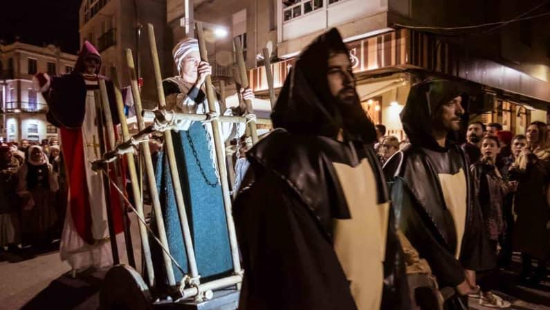 Lee más sobre el artículo A Defensa da Vila Fiesta en Cangas