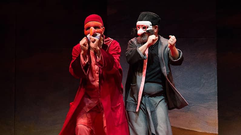 Commedia | Circuitos Teatrales de Moaña Celso Parada