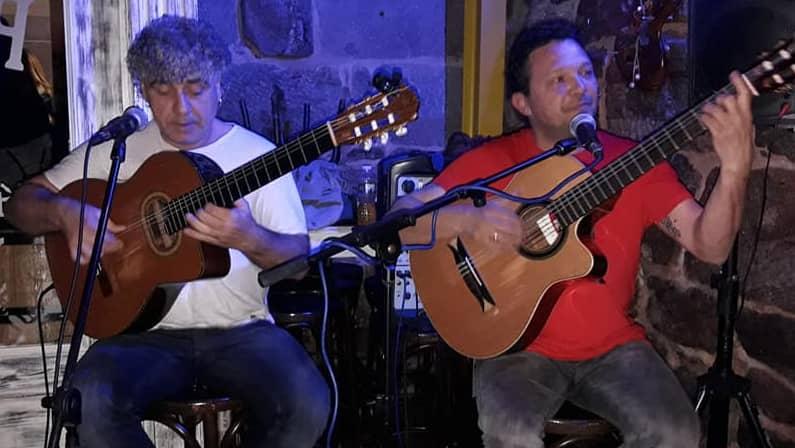 Tito Castro & Hugo Chamizo   Concierto en directo
