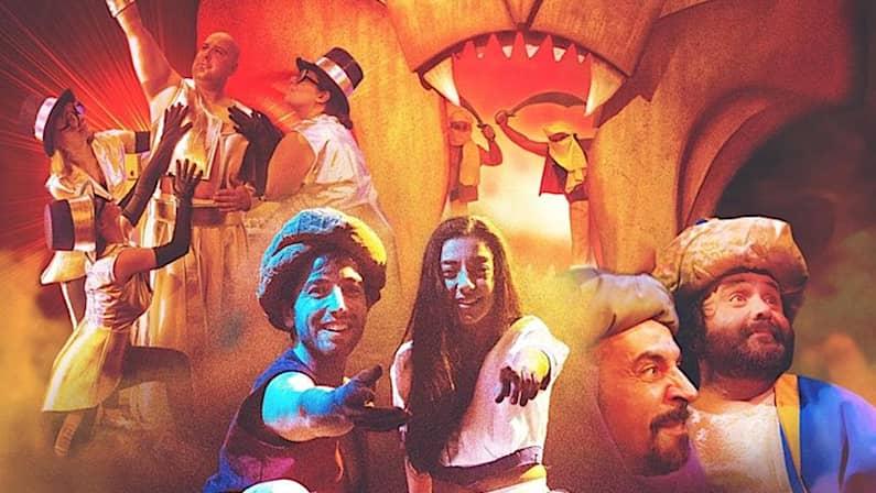 Aladino e a lámpara marabillosa | Musical en Vigo